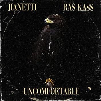 Uncomfortable (feat. Ras Kass)