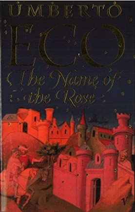 The Name Of The Rose by Umberto Eco(1992-11-01)