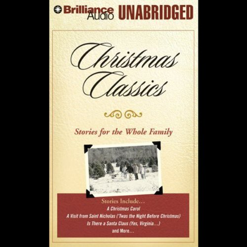 Christmas Classics audiobook cover art