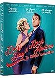 Doris Day & Rock Hudson - La Trilogie romantique : Confidences sur l'oreiller + Un pyjama pour deux + Ne m'envoyez pas de fleurs [Francia] [Blu-ray]