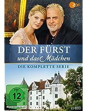 Der Fürst und das Mädchen - Die komplette Serie (Staffel 1-3 auf 11 DVDs)