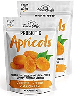 Nature's Garden Probiotic Apricot 40oz (Pack of 2)
