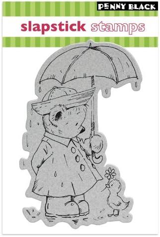 Penny Black Decorative Rubber Stamps Sunshine in Max 73% OFF The Rain