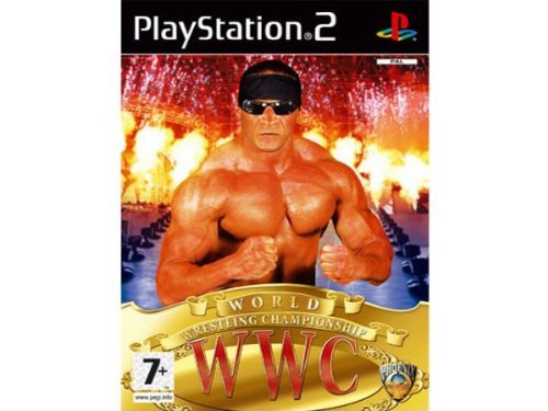 WWC World Wrestling Championship PS2 Playstation 2