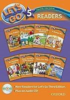 Let's Go 5 Readers Pack