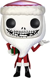 Funko Nightmare Before Christmas Santa Jack Pop Vinyl Figure