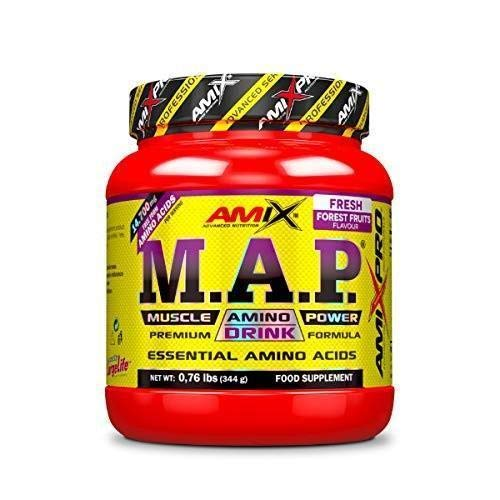 AMIX PRO M.A.P Amino Drink - 344 gr Fresh Forest Fruits