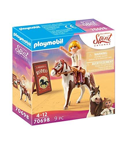 PLAYMOBIL DreamWorks Spirit Untamed 70698 Rodeo Abigail, Ab 4 Jahren