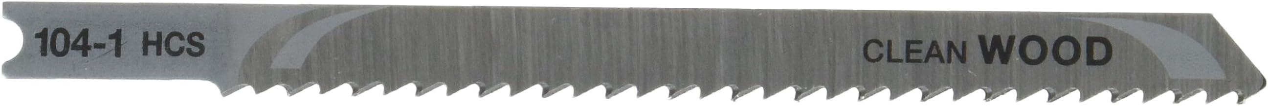 Dewalt DT2208-QZ - Hojas de sierra de calar XPC 94 cortes rectos, limpios y rapidos en madera/plastico 30mm paso 2,5mm