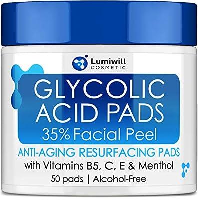 Glycolic Acid Pads 35%
