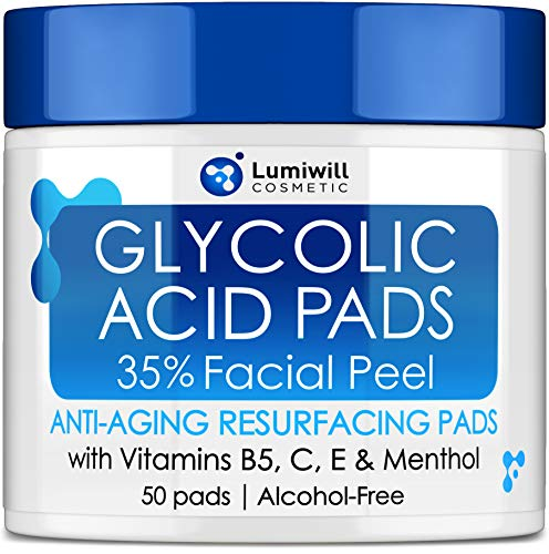 Lumiwill - Glycolic Acid Pads - 50pcs