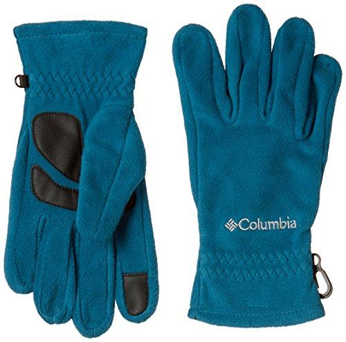 Columbia Damen W Thermarator Winterhandschuh, warm isoliert, Touchscreen-kompatibel, Damen, Phoenix Blue, Large