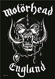 Motörhead,England, Fahne