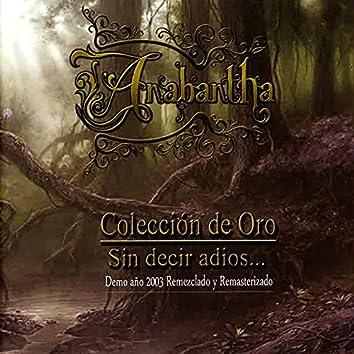Sin Decir Adiós (Colección de Oro) [Remasterizado]