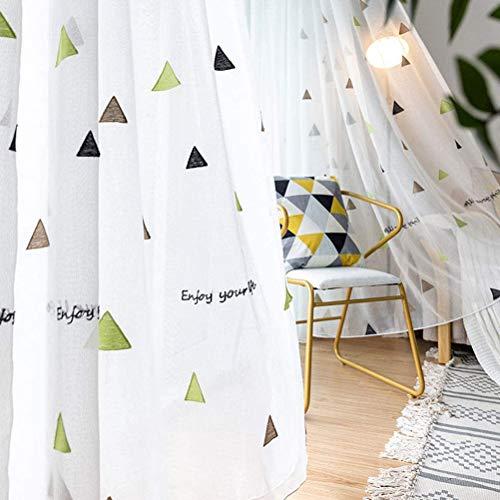 cortinas y visillos infantiles
