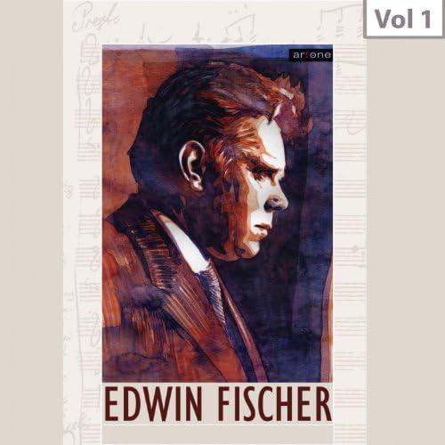 Philharmonia Orchestra, Edwin Fischer, Edwin Fisher, Gareth Morris, Manoug Parikian, Raymond Clark