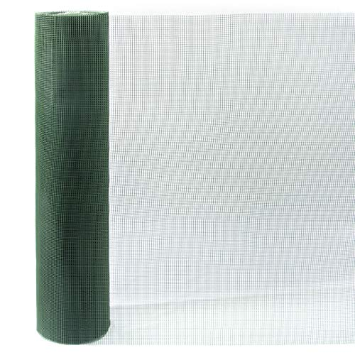 Catral 52010009 Rouleau de Maille carrée 0,2 x 500 x 100 cm Vert