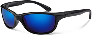 Occffy Polarized Sports Sunglasses For Men Women Durable Frame Sun Glasses For Driving Cycling Baseball Running Golf TR866