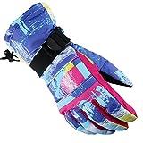 DOEUS Outdoor guanti da sci Ciclismo di snowboard d'inverno...