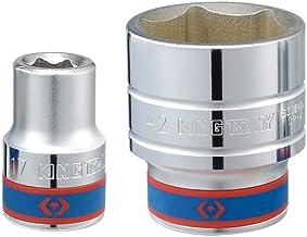 39 mm king tony 433539M Douille M/étrique 1//2 Standard