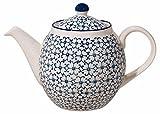 Théière Kristina, Bloomingville, Céramique/contient 1,2 litres