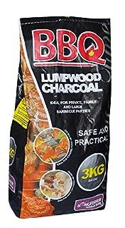 Kingfisher CC3KG 3Kg Bag of Charcoal, BLACK, 3 kg (B003I79PT4) | Amazon price tracker / tracking, Amazon price history charts, Amazon price watches, Amazon price drop alerts