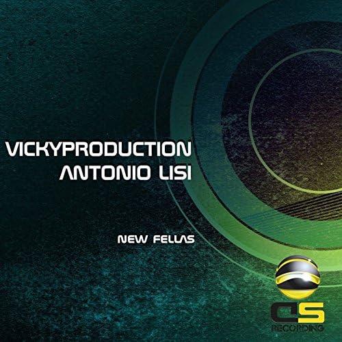Antonio Lisi feat. Vickyproduction