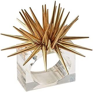 Kim Seybert Astrid Napkin Ring in Gold