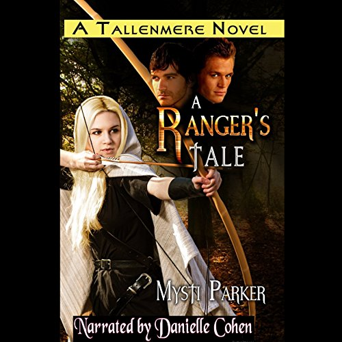 A Ranger's Tale audiobook cover art