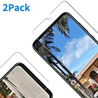 Protector De Pantalla para Motorola Moto One Zoom/One Pro, Ultra Cristal Vidrio Templado 9H Dureza 3D Touch Compatible para Moto One Zoom/One Pro, 2 Unidades