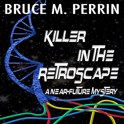 Killer in the Retroscape Audiobook By Bruce M. Perrin cover art