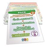 Pack Conceptos básicos Educación Infantil 2 | Editorial Geu | mejora la...
