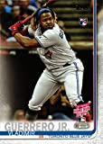 2019 Topps Update Baseball #US272 Vladimir Guerrero Jr. Rookie Card - Hits a Record 91 Home Runs in Home Run Derby. rookie card picture