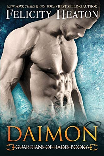 Daimon Guardians of Hades Romance Series product image