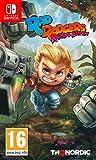 Nintendo switch - jeu d'action 1X jeu vidéo Coop. Canapé 2 joueurs - jouez avec un ami! Les ennemis peuvent se préparer à des combats difficiles!