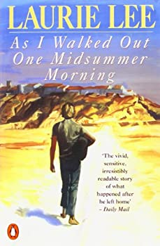 Paperback As I walked out one midsummer morning Book
