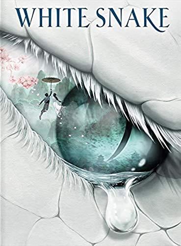 White Snake - Die Legende der weißen Schlange - Mediabook [Blu-ray]
