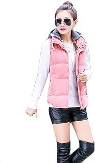 adidas Originals Womens Slim Vest Padded Puffer Hooded Bodywarmer Gilet Jacket