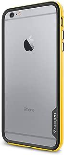 Spigen Neo Hybrid EX Designed for Apple iPhone 6s Plus Case/Designed for iPhone 6 Plus (2014) - Reventon Yellow