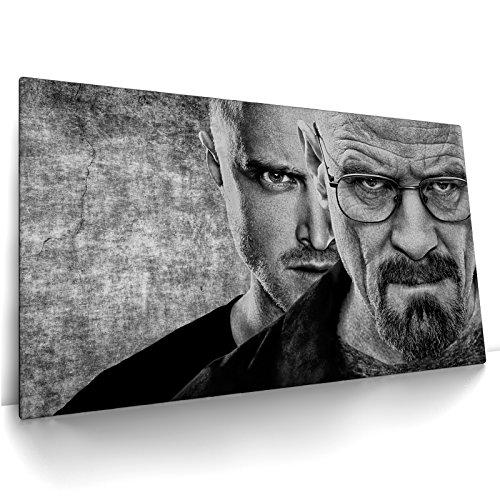 CanvasArts Breaking Bad 12.1001 - Leinwand Bild auf Keilrahmen (120x70 cm, einteilig)