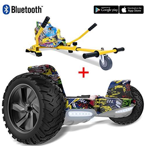 2WD Pack: Hoverkart + Hoverboard...