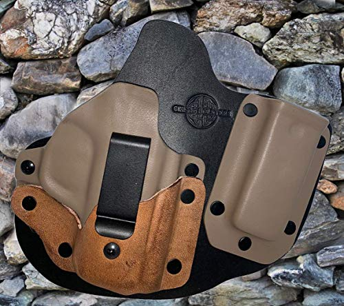 Celtic Holsters Sig P365 XL IWB Holsters with sidecar (Right Hand)