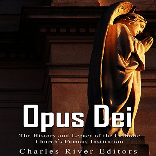 Opus Dei audiobook cover art