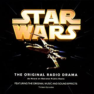 Star Wars                   By:                                                                                                                                 George Lucas,                                                                                        Brian Daley (adaptation)                               Narrated by:                                                                                                                                 Mark Hamill,                                                                                        Anthony Daniels                      Length: 5 hrs and 56 mins     492 ratings     Overall 4.6