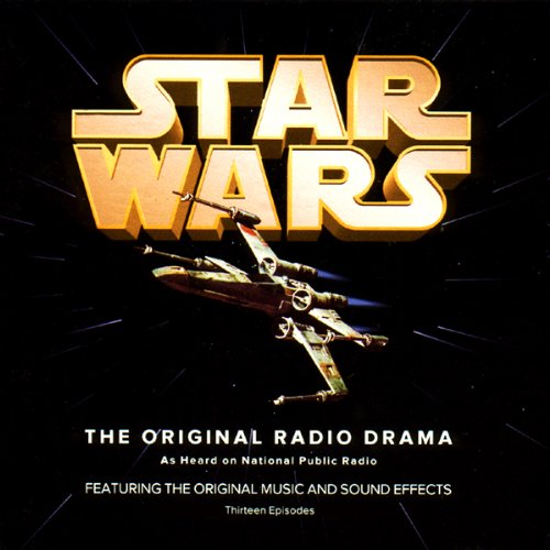 Star Wars (Dramatized) cover art