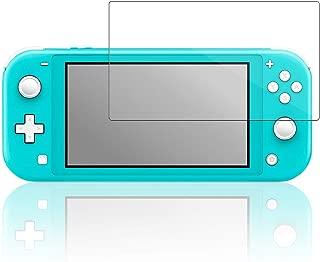 ニンテンドースイッチライト 保護フィルム 反射防止 + ブルーライトカット Nintendo Switch Lite 専用 0.21mm 極薄 液晶保護 ガラスフィルム