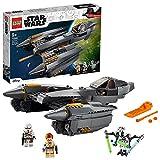 LEGO75286StarWarsCazaEstelardelGeneralGrievousJuguetedeConstrucción