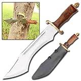 Edge Ripper Double Sawback Sporting Knife