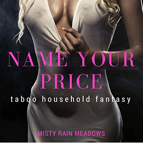 Name Your Price audiobook cover art