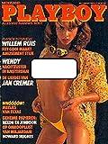 Playboy Adult Magazine Netherlands Dutch Edition March 1985 Donna Smith PMOM